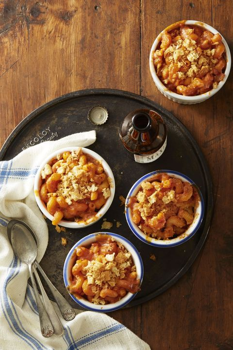 Tomato Soup Mac 'n' Cheese