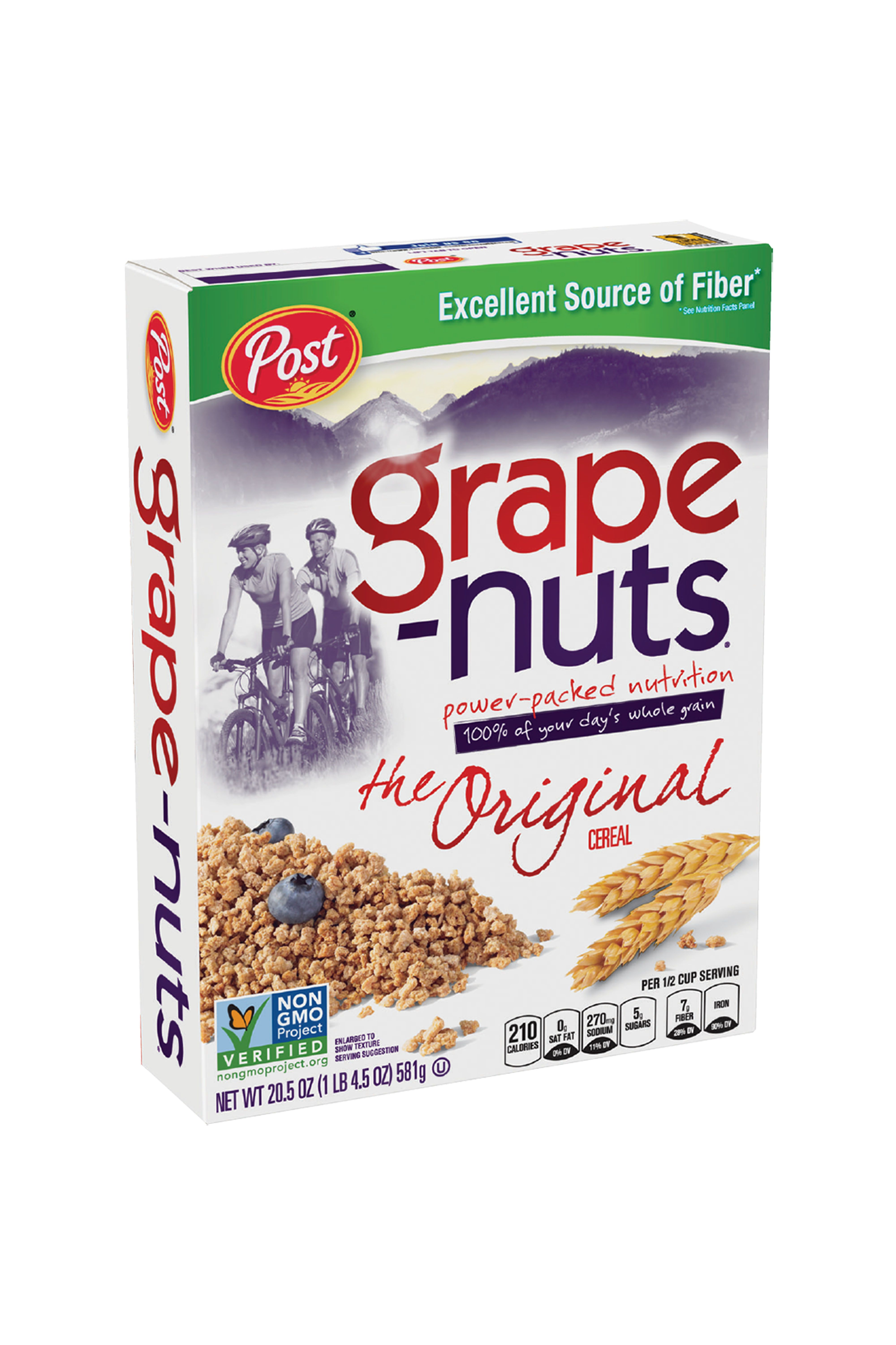 foto Major Name Brand Grown-Up Cereals That Are Good for You