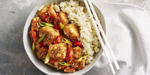chicken breast recipes - Spicy Chicken Miso Stir-Fry
