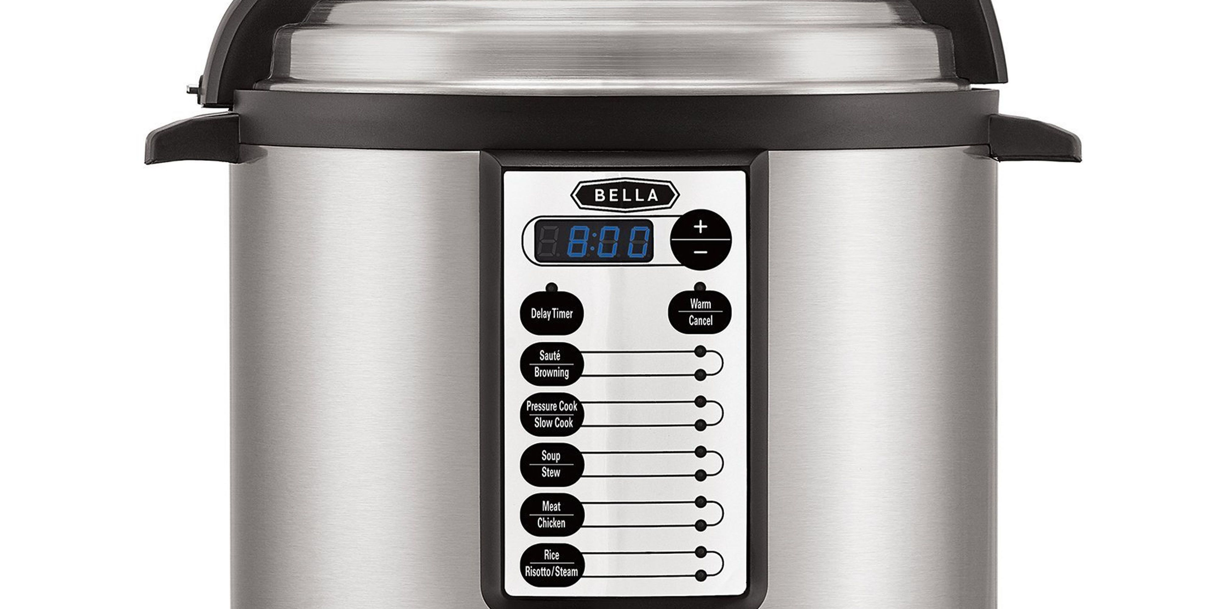 Bella Pressure Cooker Review, Price And Features   Pros And Cons Of Bella  Pressure Cooker