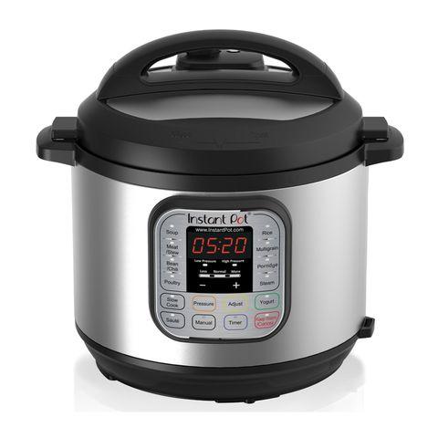 Instant Pot Programmable Electric Pressure Cooker #IP-DUO60