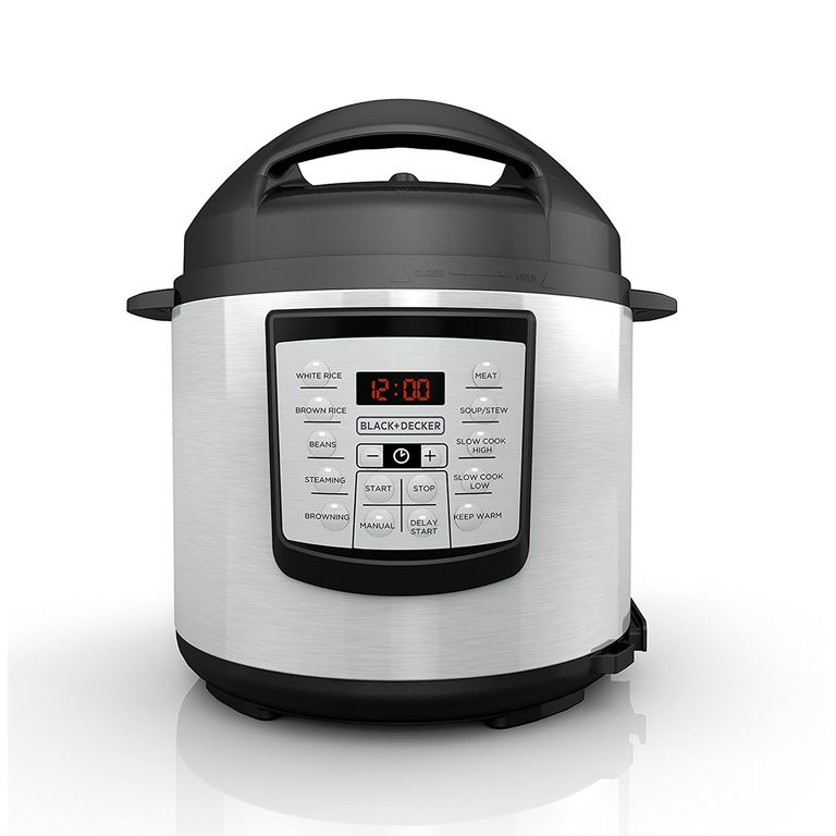 Black + Decker Pressure Cooker Review, Price and Features - Pros and ...