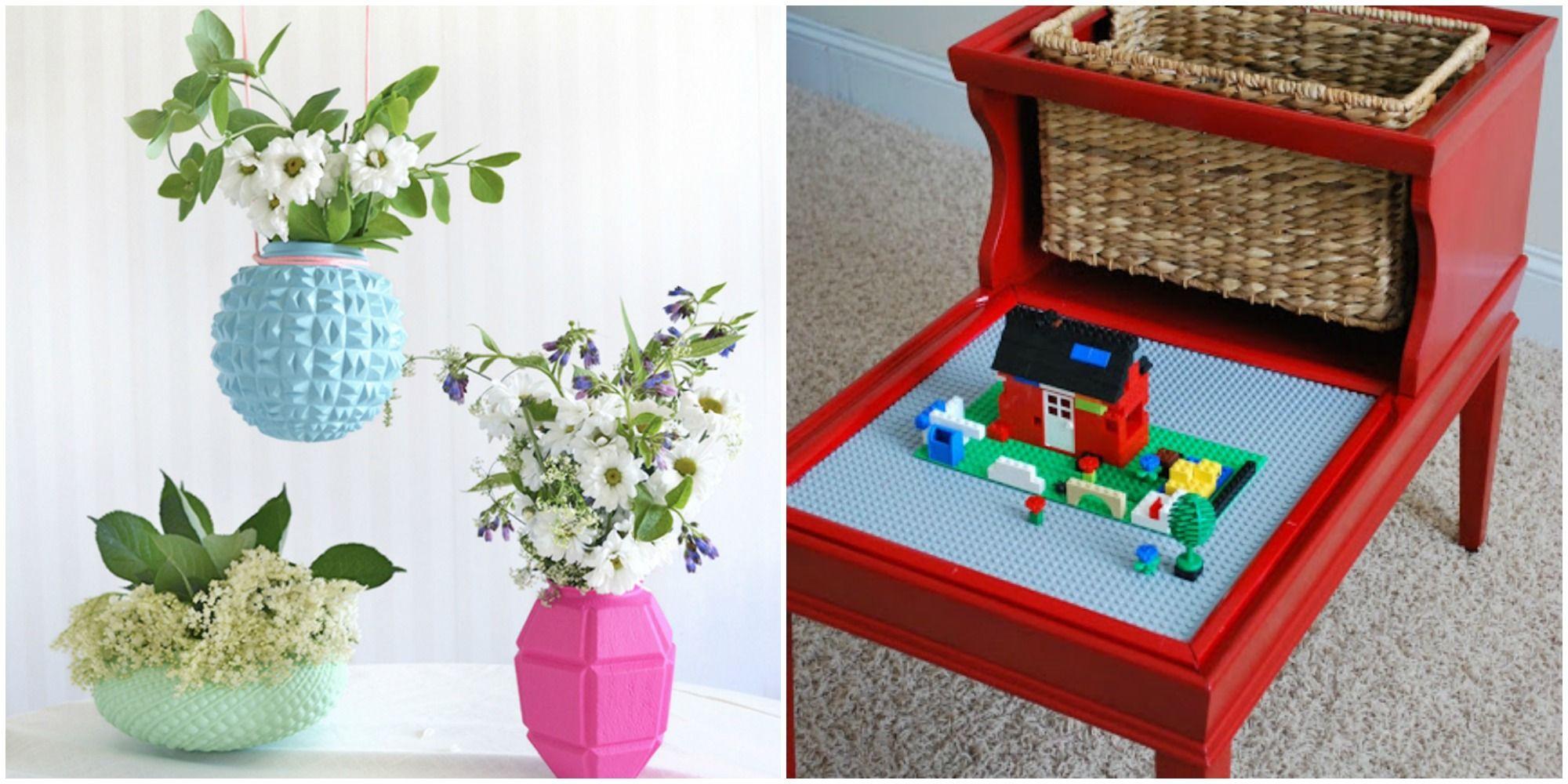Wonderful Trash To Treasure Ideas Home Decor Part - 11: Good Housekeeping