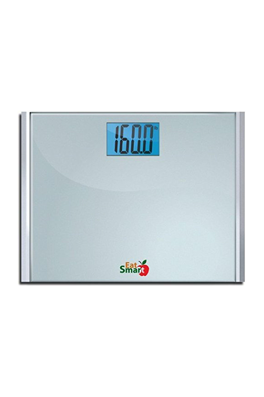 Image. Courtesy Of EatSmart. Eat Smart Digital Bathroom Scale
