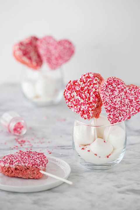 30 Easy Valentine S Day Treats For School Parties Ideas For