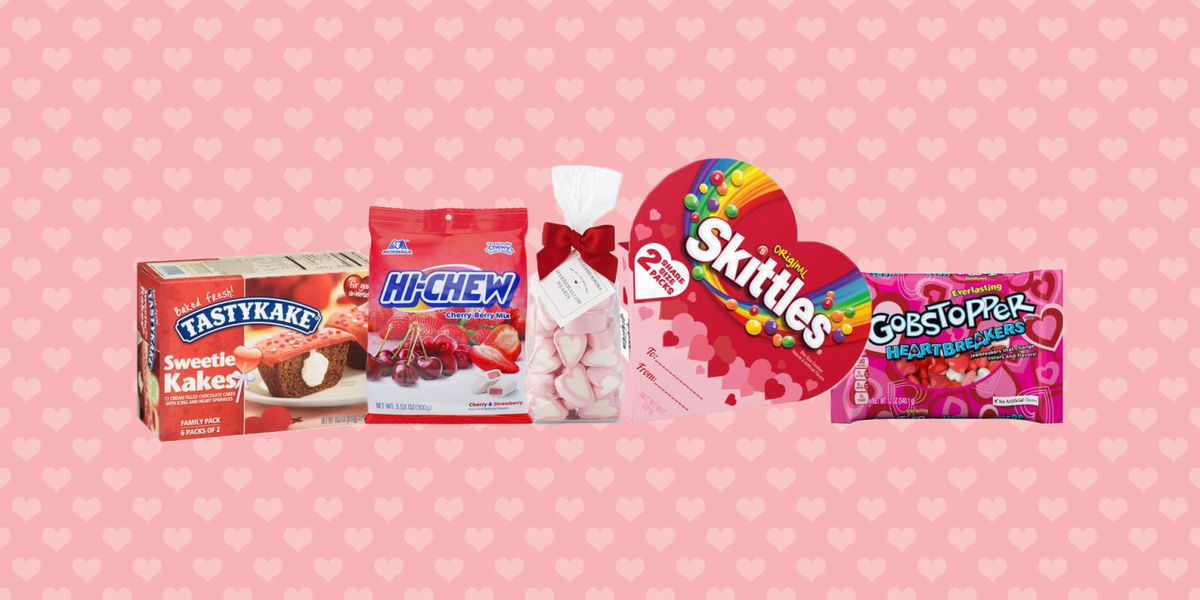 Best Valentine S Day Candy To Buy Great Speciality Candies To Get For Valentine S Day