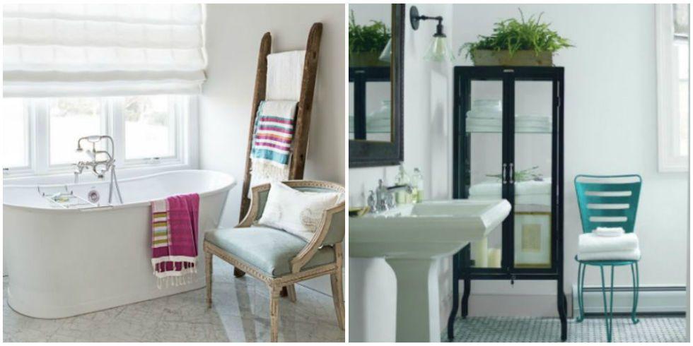 image & 12 Best Bathroom Paint Colors - Popular Ideas for Bathroom Wall Colors
