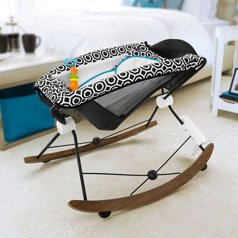 Jonathan Adler Crafted by Fisher Price Deluxe Rock 'n Play Sleeper
