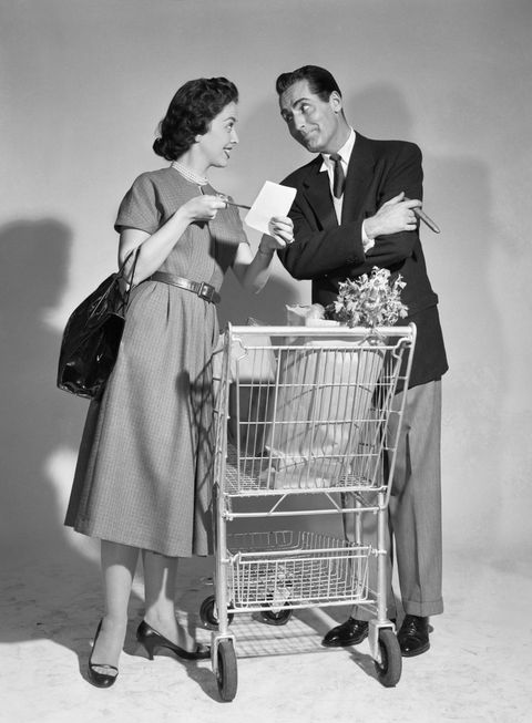 Product, Photograph, Shopping cart, Coat, Suit, Style, Dress, Formal wear, Monochrome photography, Cart,