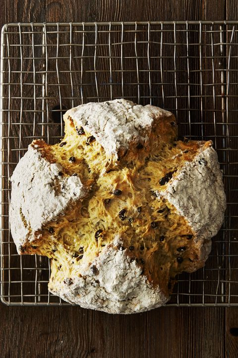 Irish Soda Bread - St Patrick's Day Food