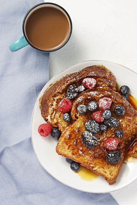 French Toast Toppings Unique French Toast Recipes