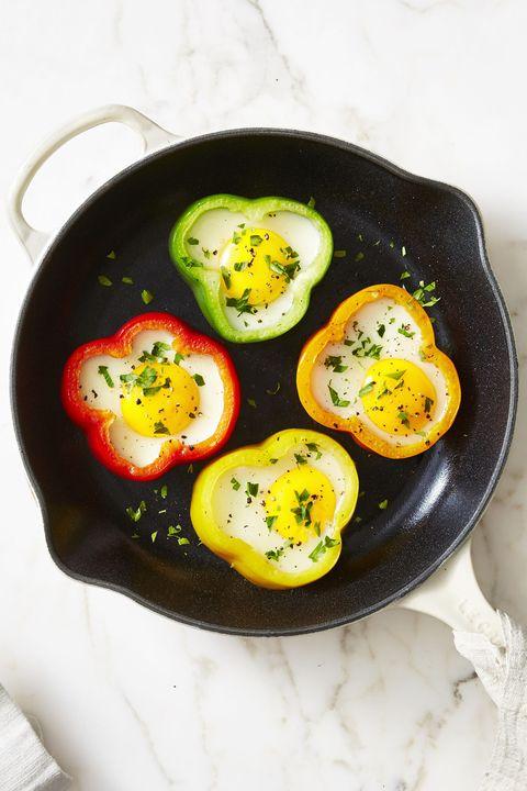 Flower Sunny Side Eggs