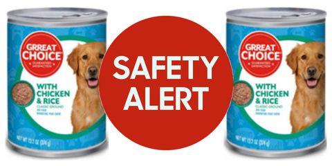 PetSmart Dog Food Recall