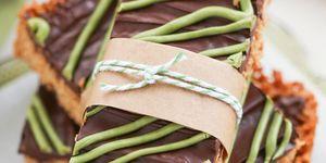 Irish Oat Flapjacks - Classic Irish Desserts