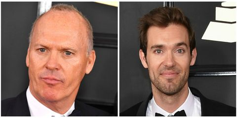 Michael Keaton son