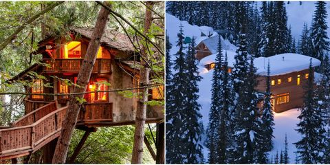 50 Dream Homes In The Woods Pictures Of Beautiful Woodsy Houses