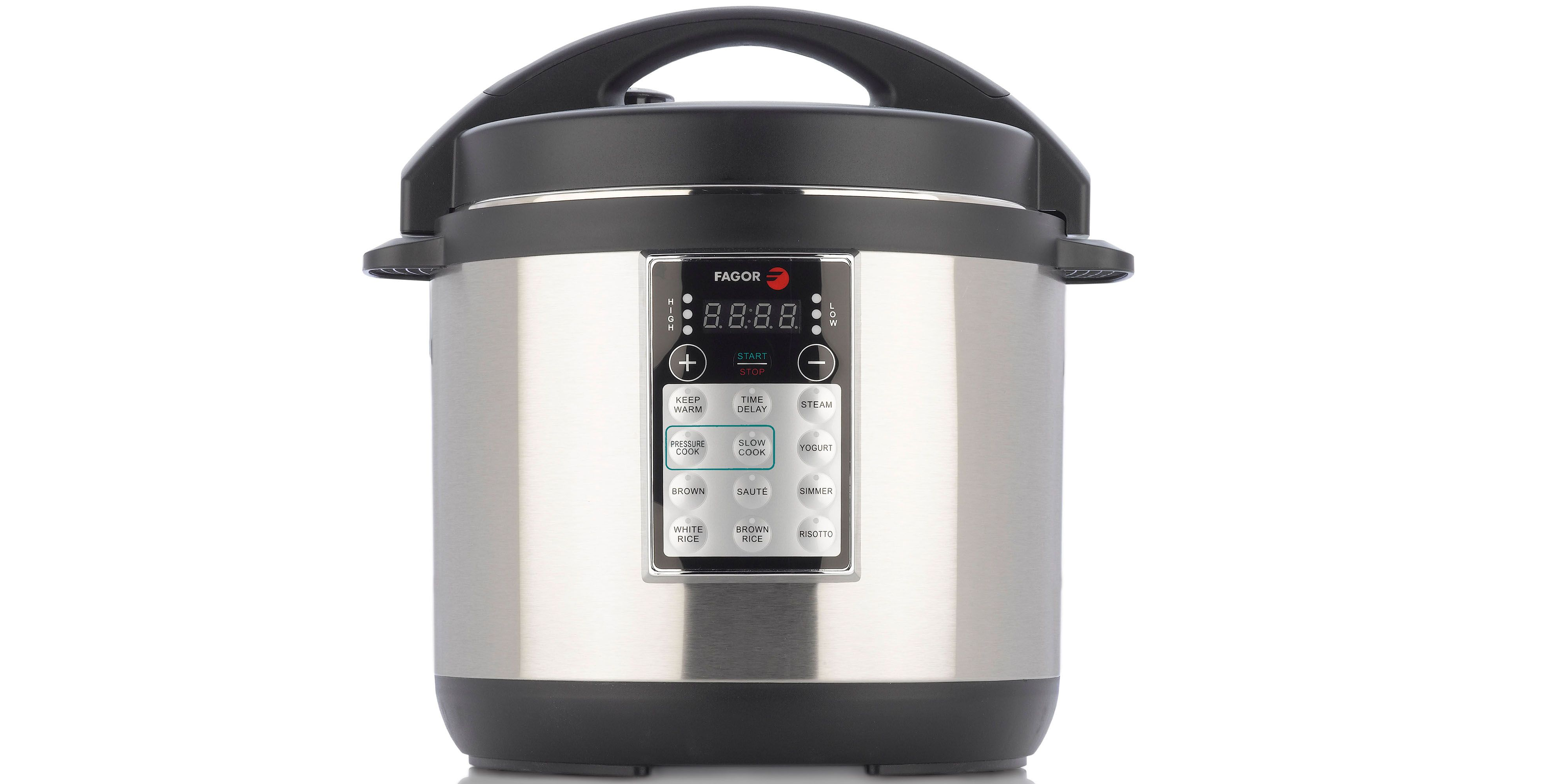 The Fagor Lux Multi Cooker Is Even Better Than Your Instant Pot Best Multi Cooker