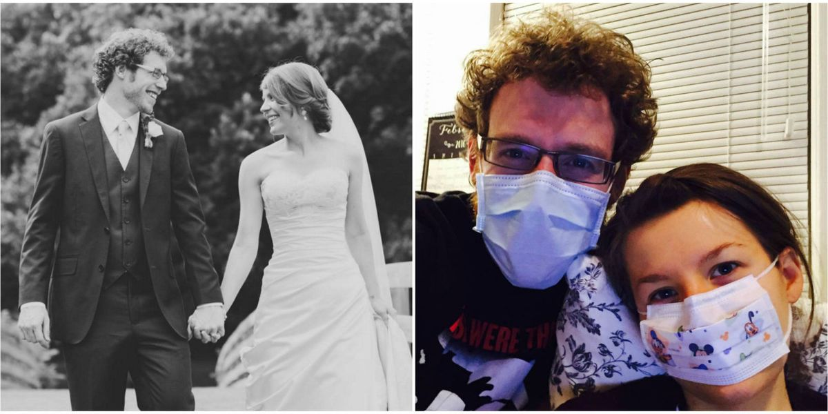 This Woman's Rare Disease Makes Her Allergic to Everything — Including Her Husband