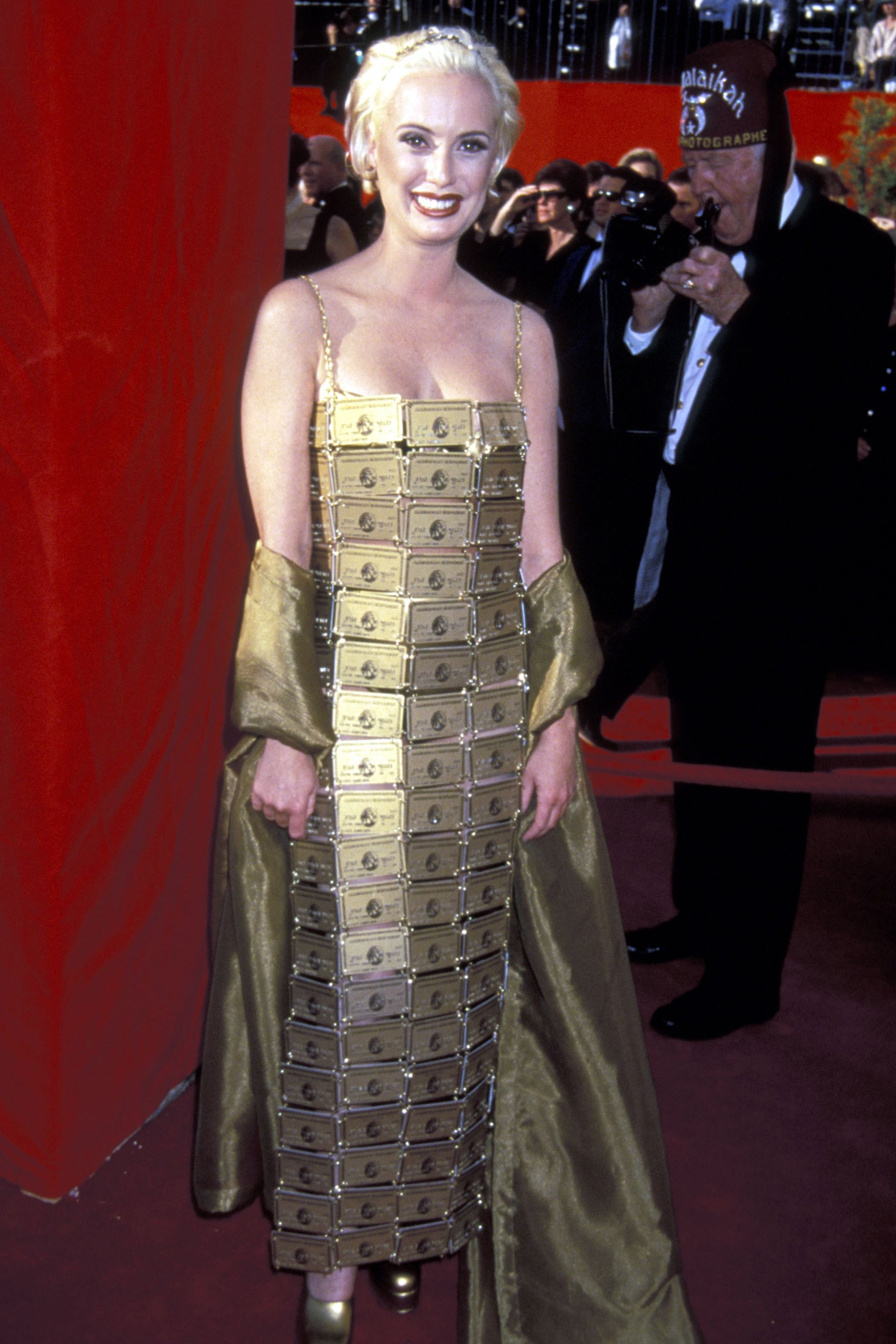 30 Scandalous Oscars Dresses Of All Time Best And Worst Gowns At
