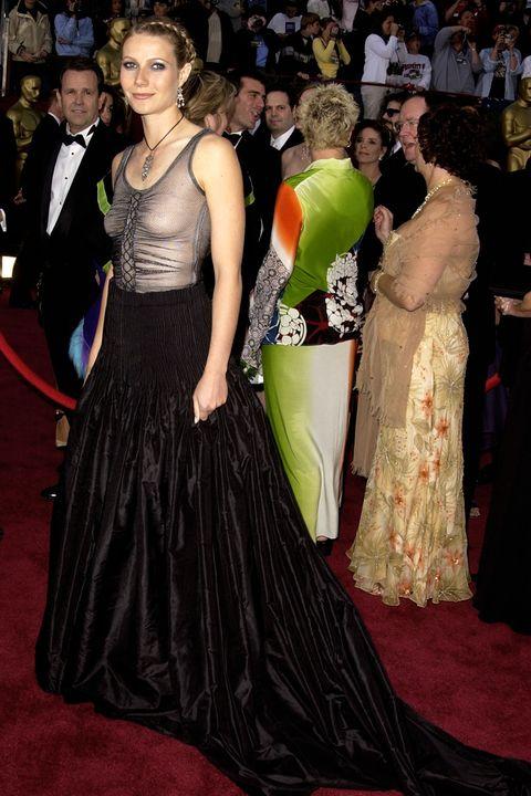 Gwyneth Paltrow Dress 2002