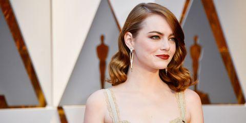 Emma Stone at Oscars