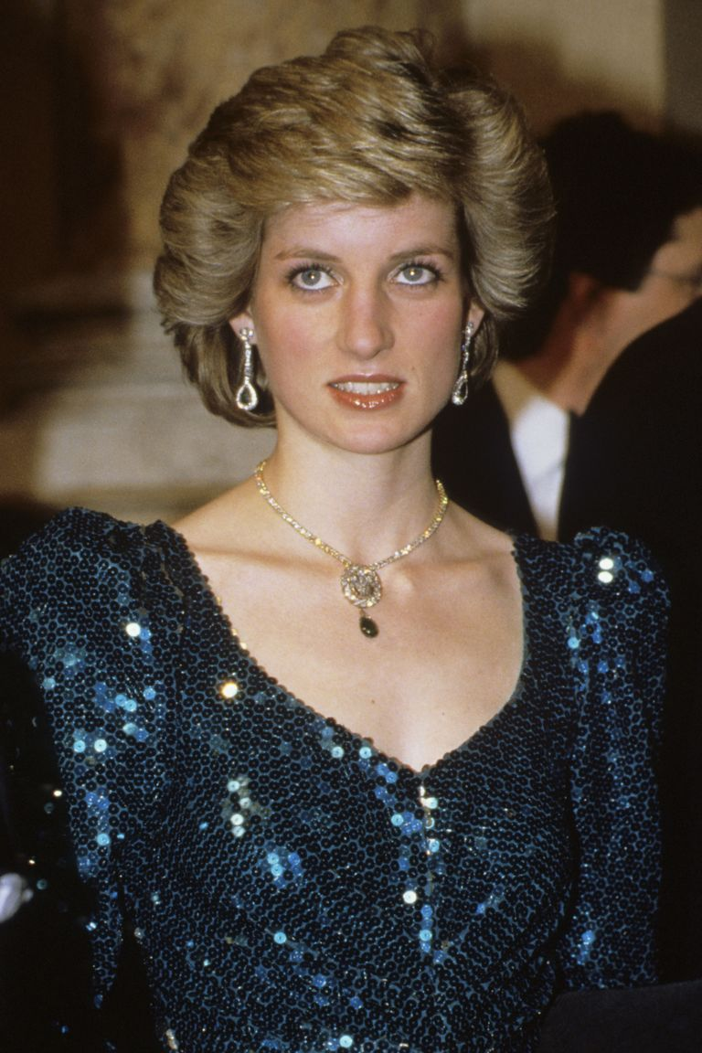 princess diana hair style princess diana s hair though the year diana princess of 6460