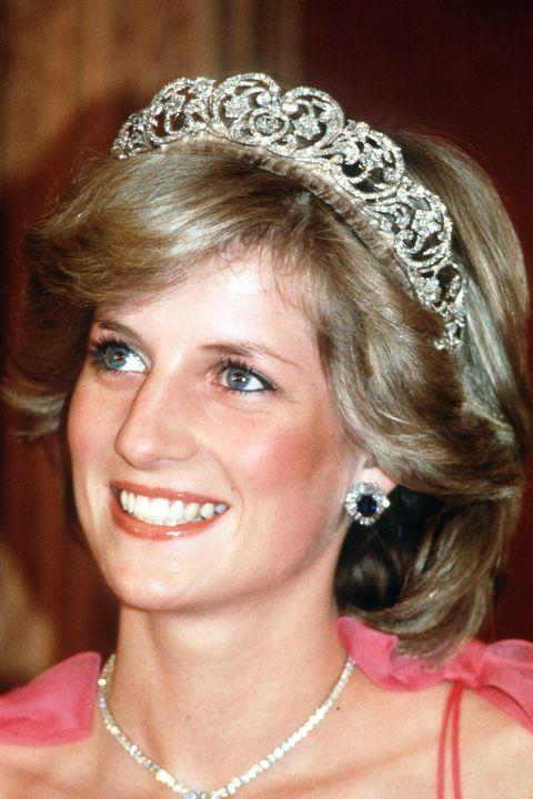Princess Diana Hair