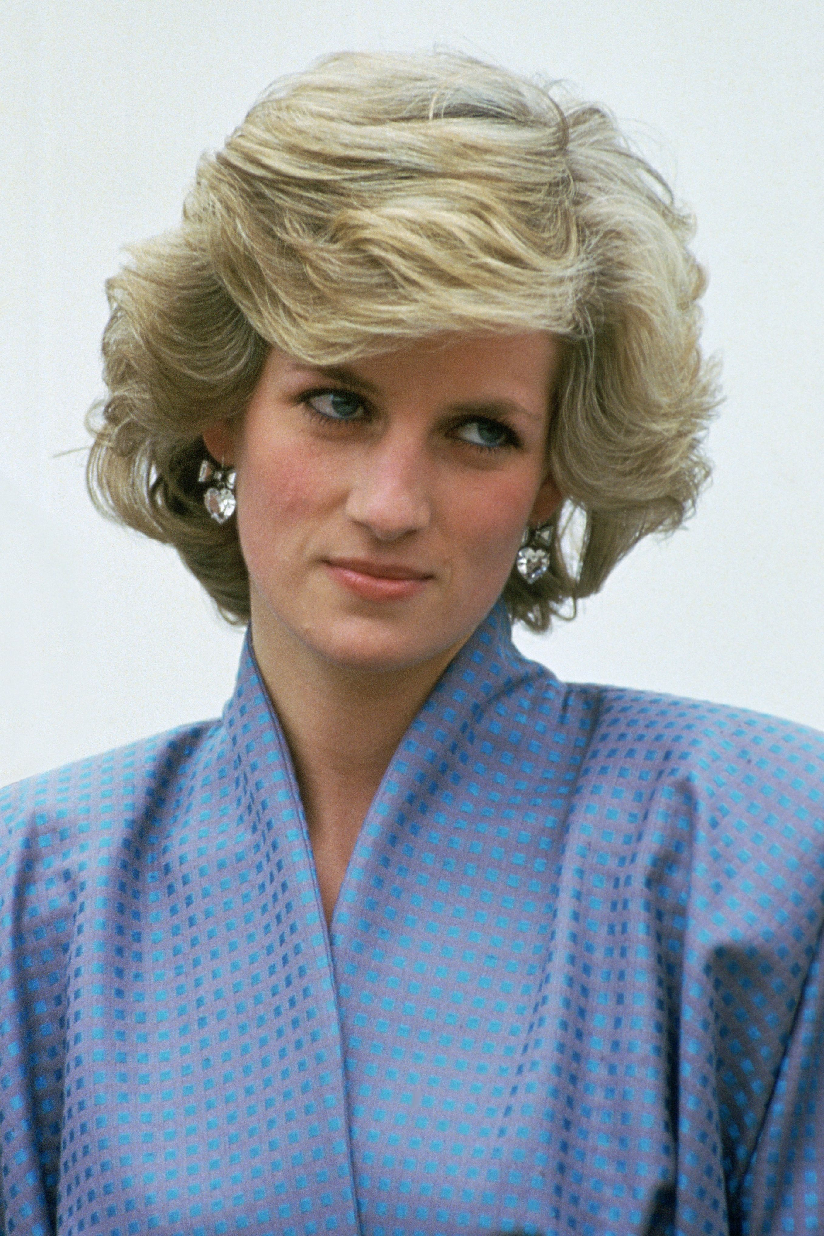 Princess Diana S Hair Though The Year Diana Princess Of Wales Style