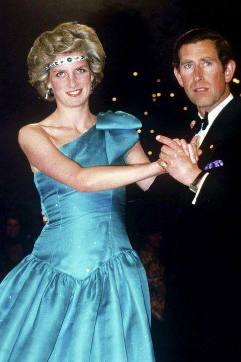 Princess Diana S Hair Though The Year Diana Princess Of