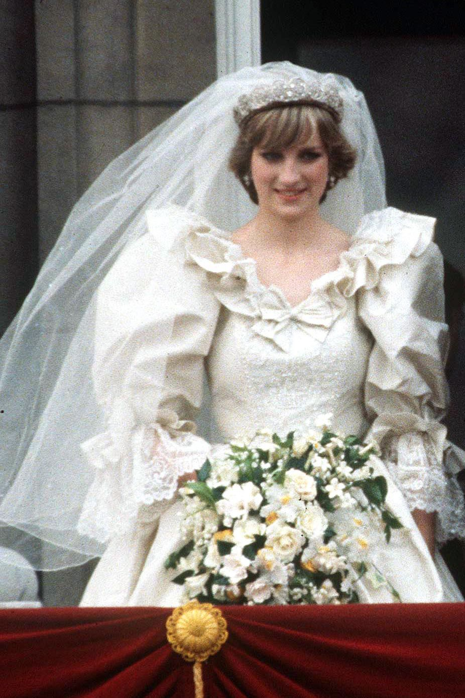 Princess Diana\'s Hair Though the Year - Diana Princess of Wales Style