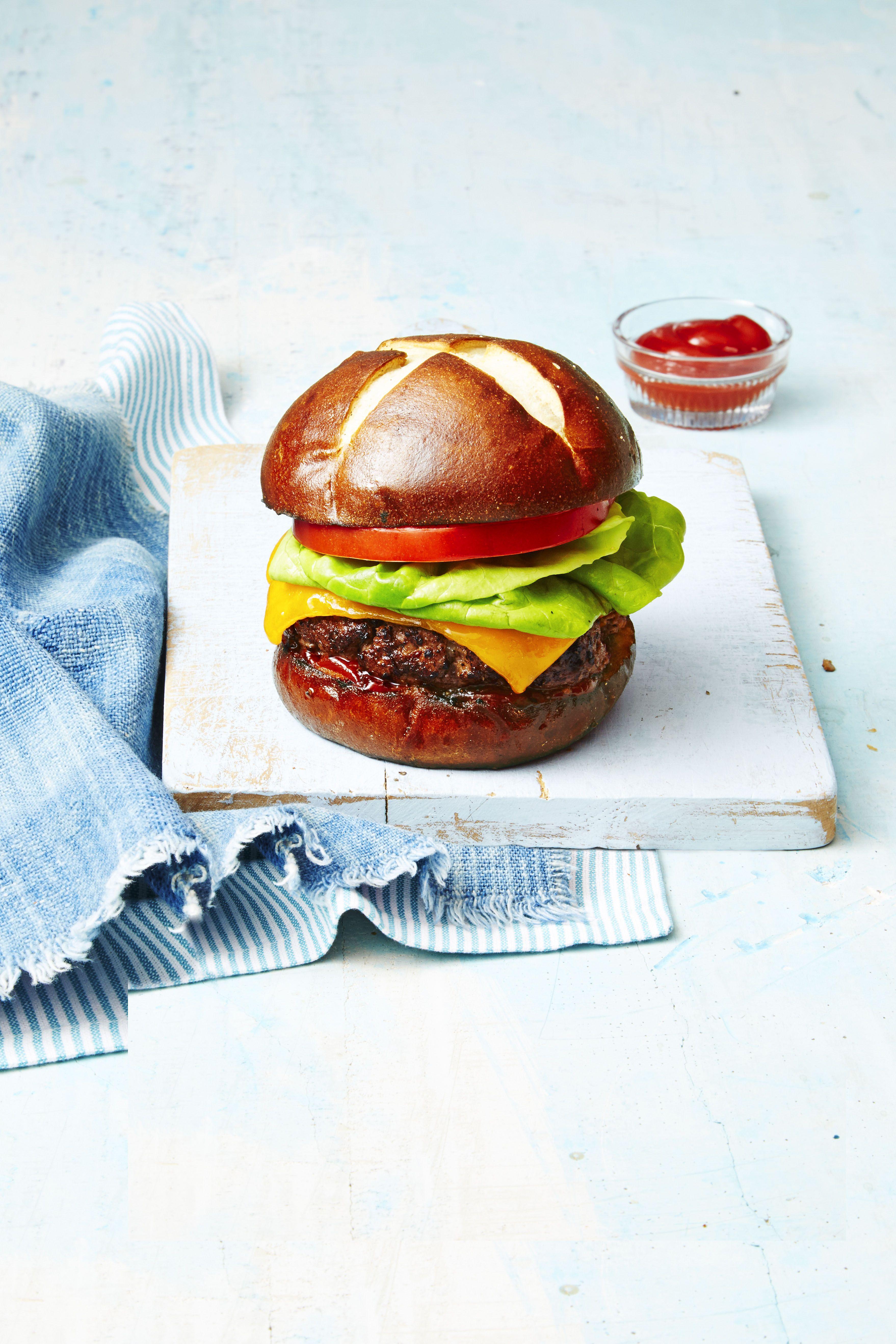 deviled burger recipe