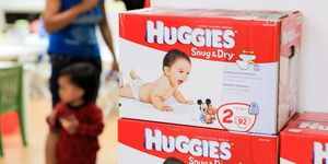 huggies potty train
