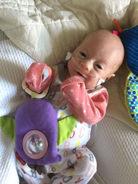 Our Daughter Was Born at 25 Weeks - Our Premature Daughter's