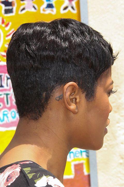 25 Behind The Ear Tattoos Behind The Ear Tattoos For Women