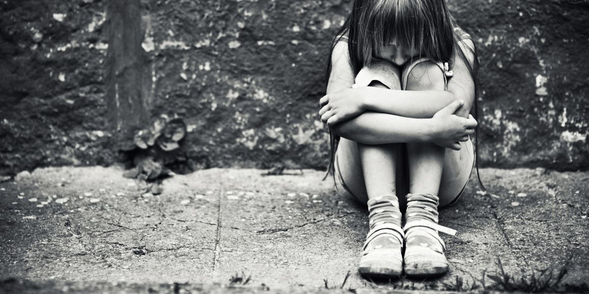At 8 Years Old, My Mother's Boyfriend Made Me His Sex Slave - Scared