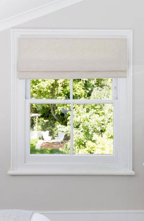 White, Window, Room, Interior design, Sash window, Window covering, Plant, Home, Window treatment, Shade,