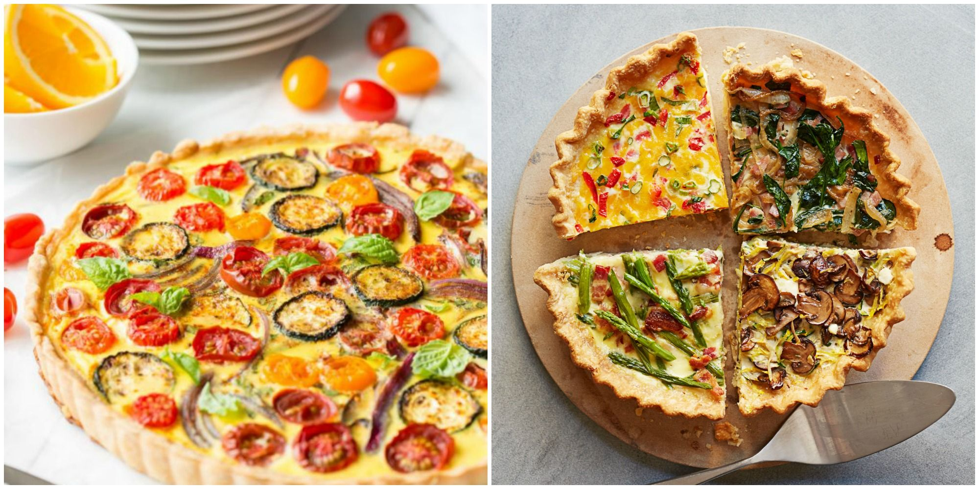 20 Quiches That Will Elevate Your Brunch Game Quiche Recipes
