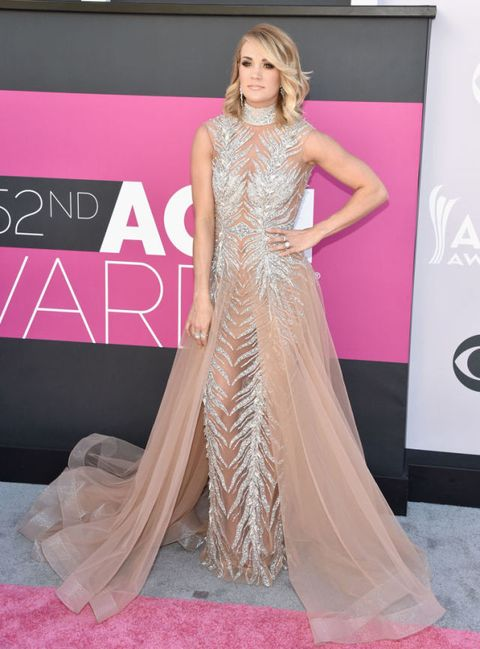Fashion model, Dress, Clothing, Gown, Hair, Red carpet, Carpet, Pink, Shoulder, Fashion,