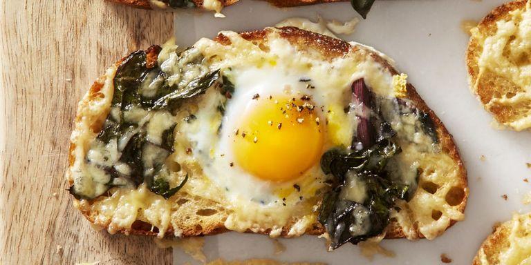 وصفات بيض للفطور - طريقة عمل توست البيض للفطور