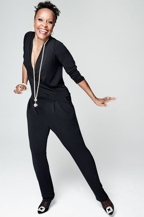"<p> <strong data-redactor-tag=""strong"">Renee Robinson, 50s,&nbsp;<a href=""https://www.alvinailey.org/"" target=""_blank"" data-tracking-id=""recirc-text-link"">Alvin Ailey American Dance Theater Dancer</a>&nbsp;turned Teaching Artist at Yale University&nbsp;</strong><span class=""redactor-invisible-space"" data-verified=""redactor"" data-redactor-tag=""span"" data-redactor-class=""redactor-invisible-space""></span><br></p><p>""I am in a state of gratitude, surprise, and joy in my 50s. I've discovered that what I've learned as a professional dancer and principal with Alvin Ailey American Dance Theater can be shaped into wisdom, encouragement, and inspiration for not just young dancers, but also anyone who studies dance and the art of storytelling. I'm still living my dance life, this time off the stage too.""&nbsp;<span data-redactor-tag=""span"" data-verified=""redactor""></span></p>"
