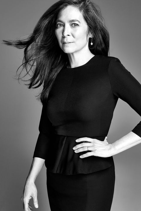 "<p><strong data-redactor-tag=""strong""><a href=""http://www.dianepaulus.net/"" target=""_blank"" data-tracking-id=""recirc-text-link"">Diane Paulus</a>, 60, Tony Award-winning artistic director of the American Repertory Theater at Harvard University and Director of </strong><strong data-redactor-tag=""strong""><i data-redactor-tag=""i"">Waitress</i> on Broadway</strong><span class=""redactor-invisible-space"" data-verified=""redactor"" data-redactor-tag=""span"" data-redactor-class=""redactor-invisible-space""></span><br></p><p>""I want to create theater that makes us feel alive and fully engaged with the changing world around us. I believe industry leaders must talk about what has been difficult and challenging — presenting the 'perfect' can send the wrong message for young women who might feel 'That's not me, I can't do that....' When you hit 50, you've lived through tough times and survived them, and you're not afraid to share."" <strong data-redactor-tag=""strong"" data-verified=""redactor""></strong></p><p><em data-redactor-tag=""em"" data-verified=""redactor""><strong data-redactor-tag=""strong"" data-verified=""redactor"">Wardrobe:</strong></em> <em data-redactor-tag=""em"" data-verified=""redactor"">Dress: similar styles by Zara</em></p>"