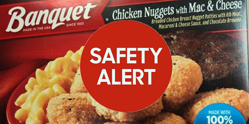 Banquet Recalls Frozen Meals Usda Announces Nationwide Recall