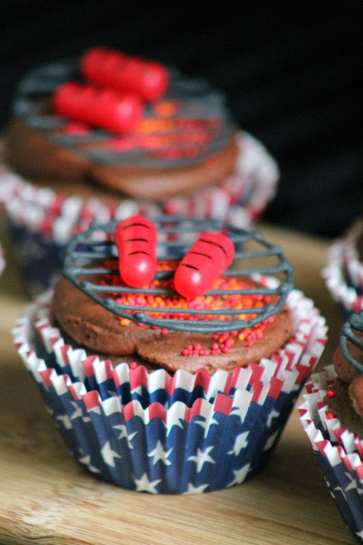 15 Cute 4th of July Cupcake Ideas Easy Recipes for Fourth of July
