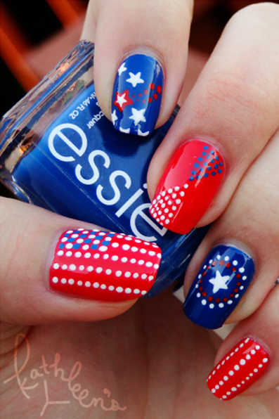 All About 22 Best 4th Of July Nail Art Designs Cool Ideas For
