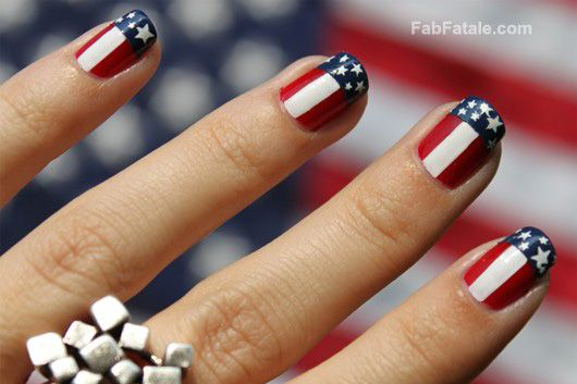 10 best 4th of july nail art designs cool ideas for patriotic 10 best 4th of july nail art designs cool ideas for patriotic fourth of july nails solutioingenieria Images
