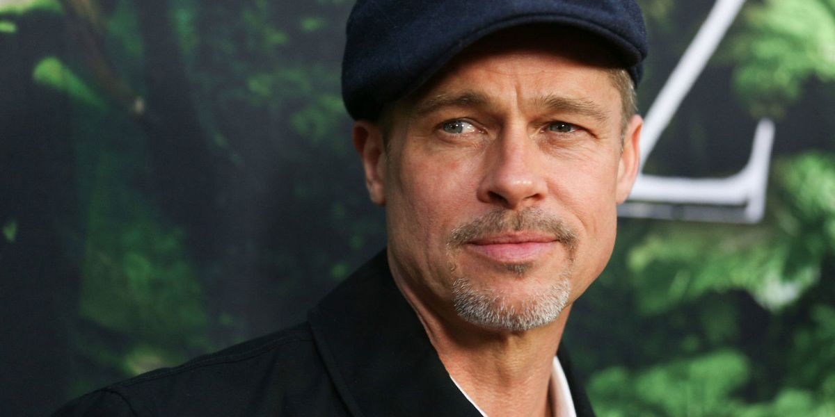 Brad Pitt Admits He Has Started Going to Therapy