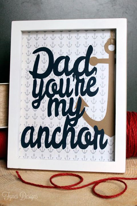 24 Diy Father S Day Gifts Homemade Gift Ideas For Dad