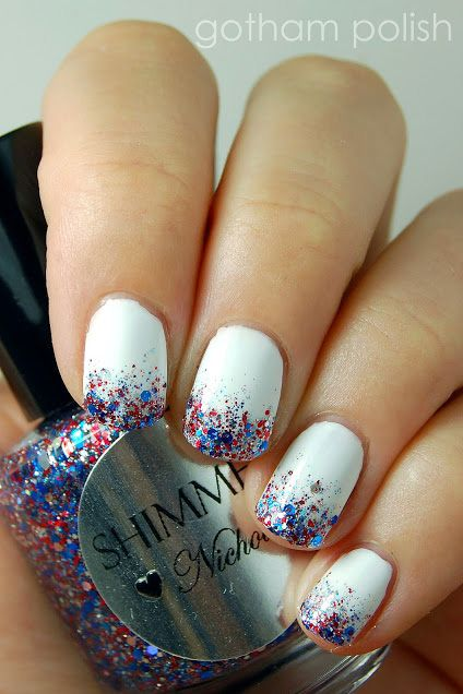30 Best 4th Of July Nail Art Designs Cool Ideas For Patriotic