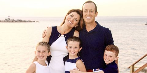 norah o'donnell family