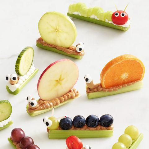 Summer Activities for Kids - Critter Crudite